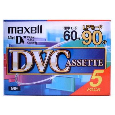 maxell MiniDVカセット DVM60SEN.5P