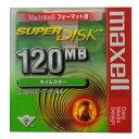 maxell スーパーディスク SD120.MACGN.B1P