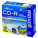 マクセル データ用CD-R 700MB(10枚)