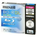 maxell データ用 BD-R BR50PWPC.5S
