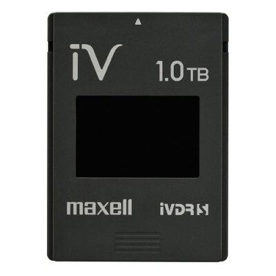 maxell カセットハードディスク iV M-VDRS1T.E.BK.K