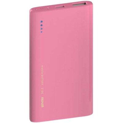 マクセル モバイルバッテリーType-C 3100mAh ピンク MPC-CTY3100 PK(1個)