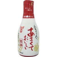 あまくておいしい醤油(200mL)
