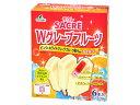 フタバ食品 サクレ ホワイトグレープフルーツ マルチ 55mlX6