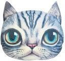 にゃんこBIGフェイスクッション A 猫 ねこ ネコ アニマル