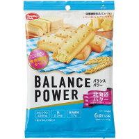 バランスパワー 北海道バター(2本*6袋入)