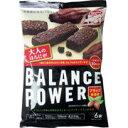 バランスパワー ブラックカカオ味 6袋(12本)