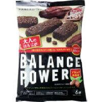 バランスパワー ブラックカカオ味(2本*6袋入)