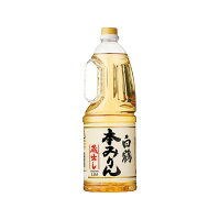 白鶴酒造 白鶴 本みりん ペットボトル1.8L