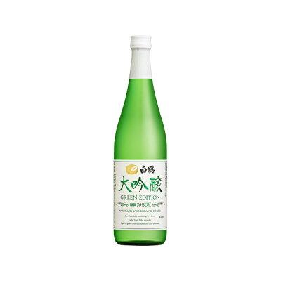 白鶴酒造 白鶴 大吟醸 GREEN EDITION