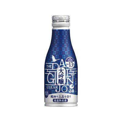 白鶴酒造 白鶴 THE大吟醸CLEAR ボトル缶