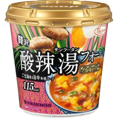 ひかり味噌 Pho you 贅沢酸辣湯フォーカップ(1食)