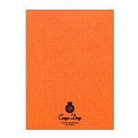 HISAGO クラッポドロップ 名刺10面 オレンジ QP004S