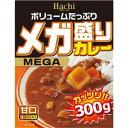 ハチ食品 メガ盛りカレー 甘口 300g
