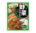 ハチ食品 カレー専門店の野菜なカレー 中辛 200g