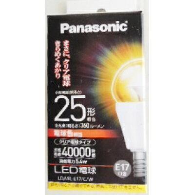 Panasonic LED電球LDA5LE17CW