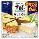 明治 北海道十勝 カマンベールチーズ 切れてるタイプ 100g