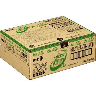 メイバランスミニ カップ 抹茶味(125mL*12本入)