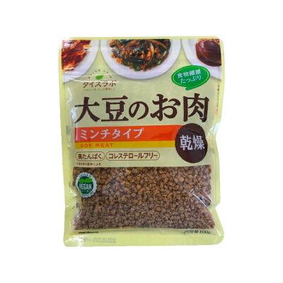 マルコメ ダイズラボ大豆肉乾燥 ミンチ 100g