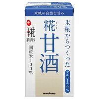 マルコメ プラス糀米糀から作った甘酒LL 125ml×18