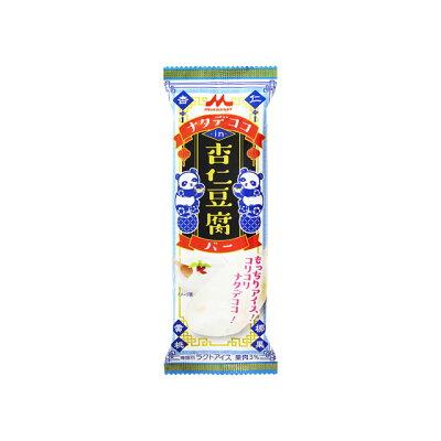 森永乳業 ナタデココin杏仁豆腐バー 80ml