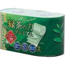 ペンギン 緑茶の力プレミアム 3枚重ね 130カット(2ロール)