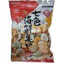 三河屋製菓 七色海鮮集い 90g