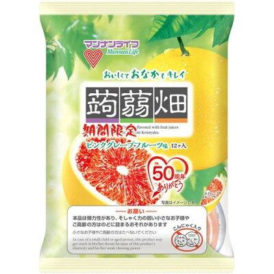 蒟蒻畑 ピンクグレープフルーツ味(25g*12コ入)