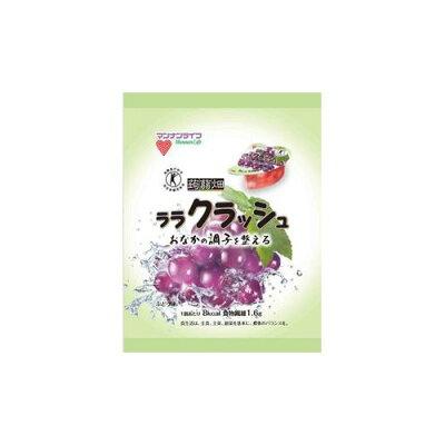 蒟蒻畑 ララクラッシュ ぶどう味(24g*8コ入)