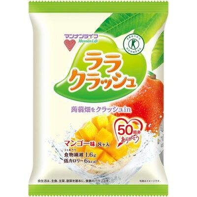蒟蒻畑 ララクラッシュ マンゴー味(24g*8コ入)