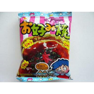 松山製菓 テキサスコーン お好み焼 10g