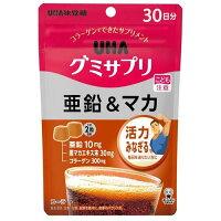 グミサプリ 亜鉛&マカ 30日分(60粒)