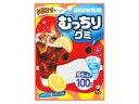 UHA味覚糖 むっちりグミ レモンコーラ&ソーダ 100g