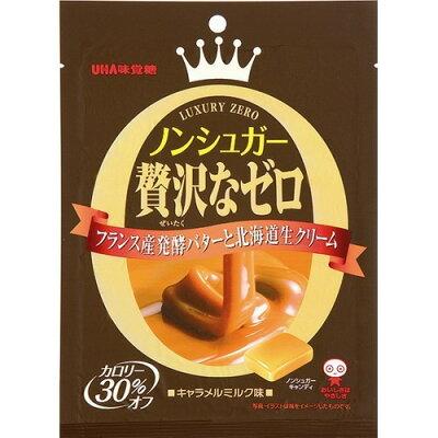 ノンシュガー贅沢なゼロ キャラメルミルク味(80g)