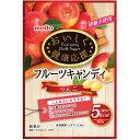 おいしく健康応援 フルーツキャンディ りんご   名糖産業
