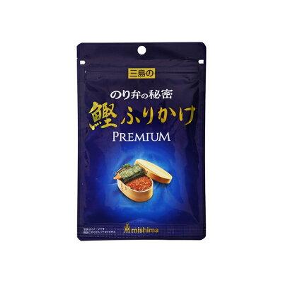 三島食品 のり弁の秘密 鰹ふりかけPREMIUM 34g
