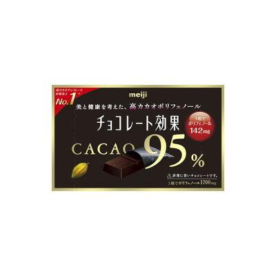 明治 チョコレート効果カカオ95%BOX