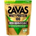 ザバス ホエイプロテイン100 抹茶風味(1050g(約50食分))