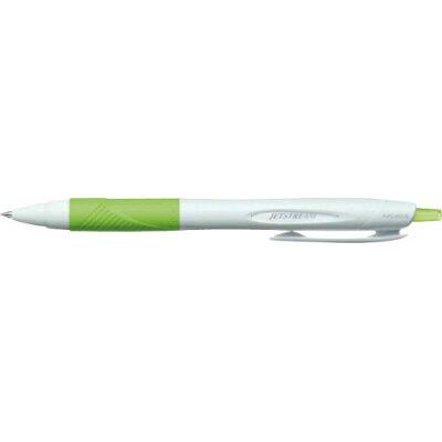 三菱鉛筆 三菱鉛筆 ジェットストリームボールペン 白黄緑 SXN150-07NW5
