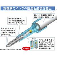 uni 油性ボールペン替芯 ジェットストリーム 0.5 黒 PP袋入(5本入)