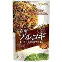 韓の食菜 春雨プルコギ(2~3人前)