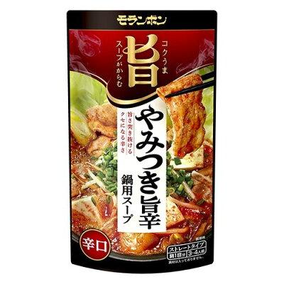 コク旨スープがからむ やみつき旨辛鍋用スープ(750g)