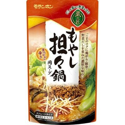菜の匠 もやし担々鍋用スープ(750g)