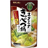 モランボン きゃべつ鍋用スープ こってり味噌味(750g)
