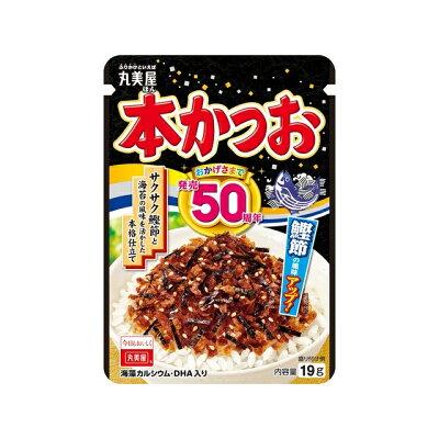 丸美屋食品工業 丸美屋 本かつお NP 19g