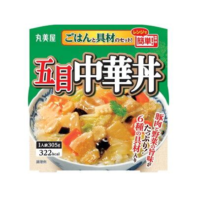丸美屋食品工業 丸美屋 五目中華丼 ごはん付き