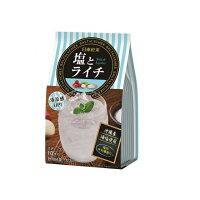 日東紅茶 塩とライチ(10本入)