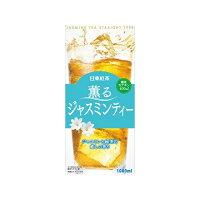 日東紅茶 薫るジャスミンティー 1L