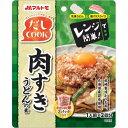 マルトモ だしCOOK 肉すきうどんの素(83g)
