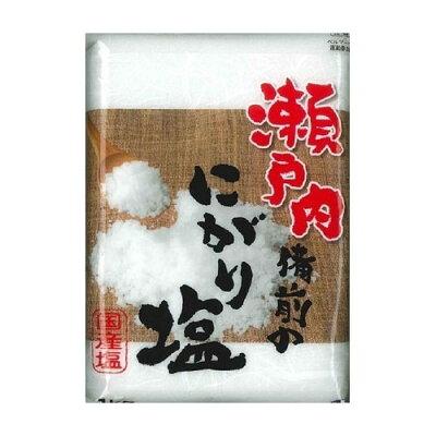 瀬戸内備前のにがり塩(1kg)
